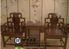 天津榆木炕桌图片 天津老榆木家用餐桌