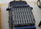 不用横杆 吉姆尼专用酷黑行李筐 车顶筐 行李架 车顶架