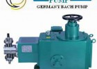 进口柱塞式计量泵-德国品牌计量泵