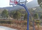 C型移动单臂篮球架QR2007供应-温州篮球架-强锐体育