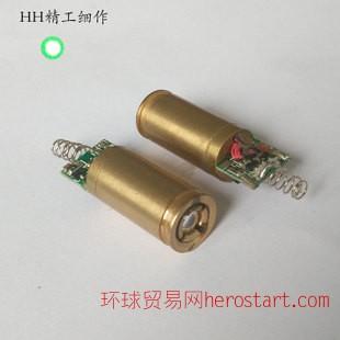 红辉HH瞄准器激光笔用绿光模组 532NM 5MW高稳定激光头