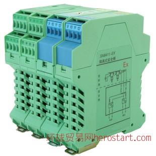 热电偶双输出信号调理器 热电偶信号隔离器 智能温度变送器