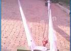 促销格架式抱杆铝合金格架式抱杆电力工具