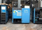 打包出售 二手空壓機 直銷 博格空壓機冷卻器