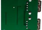 太阳能折叠包主板手机充电宝主板
