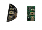 脉博传感器模块心率传感器体温模块光感心电采集模块智能心率测量