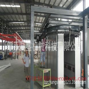 机械设备厂家批发 静电喷漆设备 涂装生产线