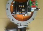 气动DN250粉体卸料蝶阀