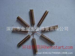 各类天线弹簧.铜线天线弹簧和天线弹簧五金配件