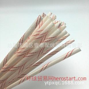 绝缘管2MM 玻璃纤维管 绝缘套管 黄腊管