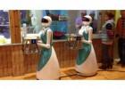 餐饮机器人 送餐机器人 机器人生产 机器人厂家