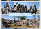 奇石轩黄蜡石假山石太湖石鹅卵石台面石,中国园林石之乡