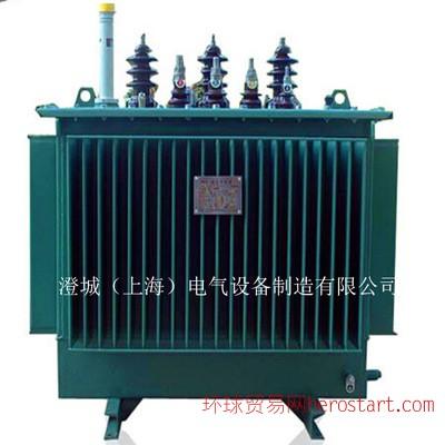 电力变压器  油浸式变压器 S11-500kva变压器