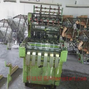 二手织带机高速无梭织带机 纺织设备和器材