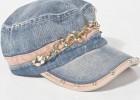 定制帽子料子10安斜纹全棉水洗牛仔布料