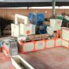 四川双新纸厂下脚料造粒机,纸浆料塑料造粒机,纸浆造粒机