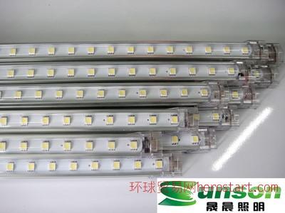 LED 护栏管 6段内控数码管 户外亮化线条灯