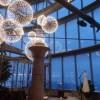 树叶灯防水装饰灯LED小彩灯闪灯串灯装饰灯串亮化街道圣诞树