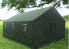 军用迷采帐篷 军用充气帐篷 帆布单帐篷