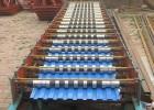 800卷帘门压瓦机设备彩钢板压瓦机设备