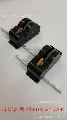 2厘回力齿轮箱 玩具牙箱 玩具配件 玩具机芯