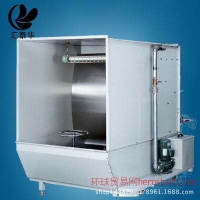 厦门厂家批发水濂喷油柜 涂装生产线 环保水帘柜