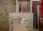 直控开关弹簧片热处理预抽真空气氛保护炉