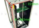 自动上下板架收集架SMT上下料架防静电产品静电架基板架静电笼