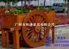 欧式实木花车图片款式 零售欧尼美式零售花车价格批发图片