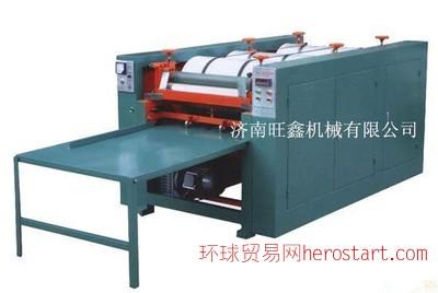 编织袋印刷设备柔印机 塑料编织袋印刷机 编织袋三色印刷机