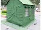 HL-160229-2001新款有机硅帆布军用帐篷
