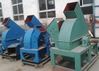 河南伍德供应木粉机 削片机模板破碎机有铁钉的木材粉碎机