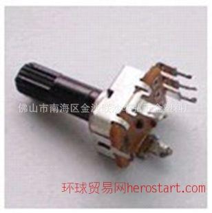 1411类电位器 方形碳膜片电位器
