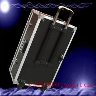 铝合金拉杆箱仪器仪表箱样品展示箱登机箱摄影器材箱650mm