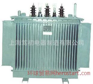 电力变压器 S9-630KVA 10KV/0.4三相 配电变压器