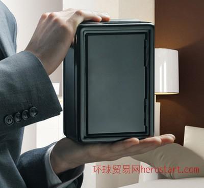 三源智明一触智控智能智能保险柜触联网智能家居产品