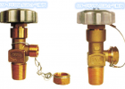 SAW-4环氧乙烷混合气瓶阀 SAW-3环氧乙烷混合气瓶