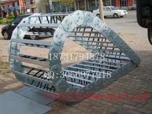 加工立式车床能源钢制拖链 TL钢制拖链 钢制拖链