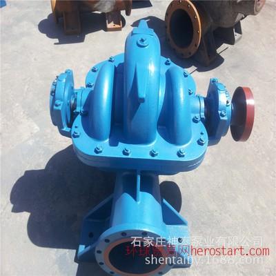 自吸无堵塞排污泵 自吸式污水泵  卧式电动自吸泵200ZW300-18