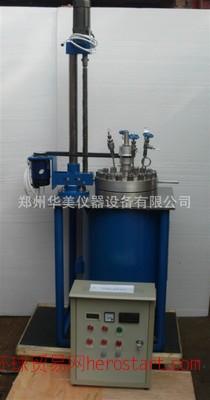 实验室仪器FCF-0.5L升降式不锈钢高压反应釜/小型釜