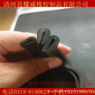 订做优质耐用橡胶密封条 epdm密封条 三元乙丙橡胶密封条
