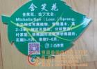 防水反光材料制作树木挂牌公园物业街景绿化植物品名挂牌供应厂家