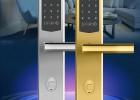 放龙科技不锈钢智能门锁密码锁IC卡锁J11