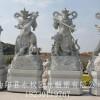 东方持国天王石雕雕像永权园林雕刻价格