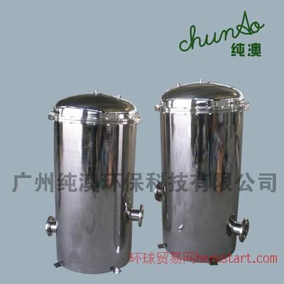 水处理设备精密过滤器 精密PP棉过滤器 高效过滤精度高
