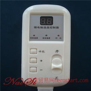 电热毯温控器温度开关供应数码定时控温开关 电热帽开关