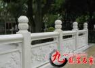 楼梯欧式石材栏杆 惠安石雕石头栏杆厂家定做