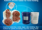 molding rubber silicone