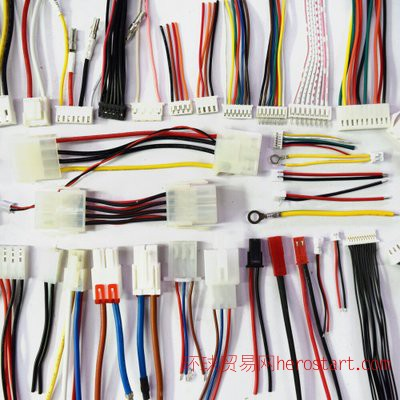 电子线束加工定制 承接各种电子线束加工 LED线束 小家电内部线束