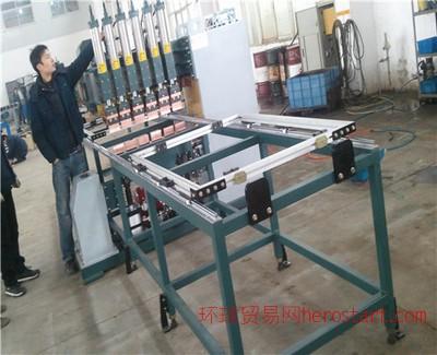 自动网片焊机,排焊机,铁丝网焊机